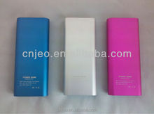 New Power Bank Multi Colored Gift Perfume 6600 Mah USB Portable Power Bank PayPal Accepted USA Supplier! Promotional Gifts