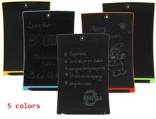 Wholesale magnetic 8.5-inch digital writing tablet