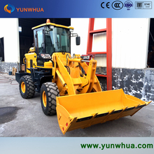 China mahindra mini tractor front end loader for sale