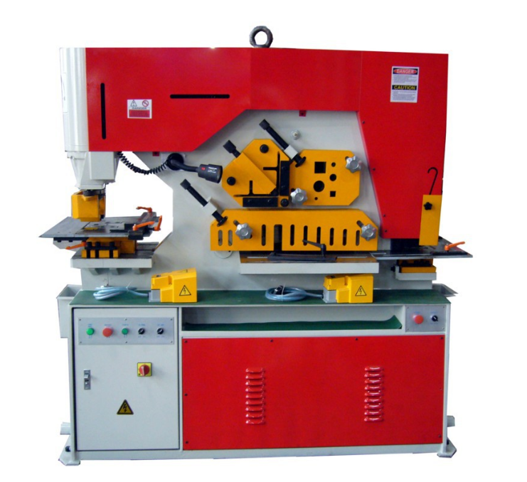 best ironworker machine