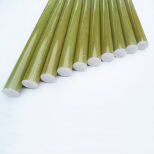 insulation electric round fiberglass rod