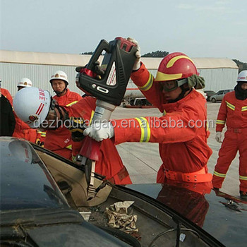 Light and safty portable hydraulic spreader and cutter firefighting department made in China