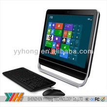 23 inch i5 desktop computer touch screen all in one pc