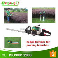 Gasoline engine mini hedge trimmer for trimming branches