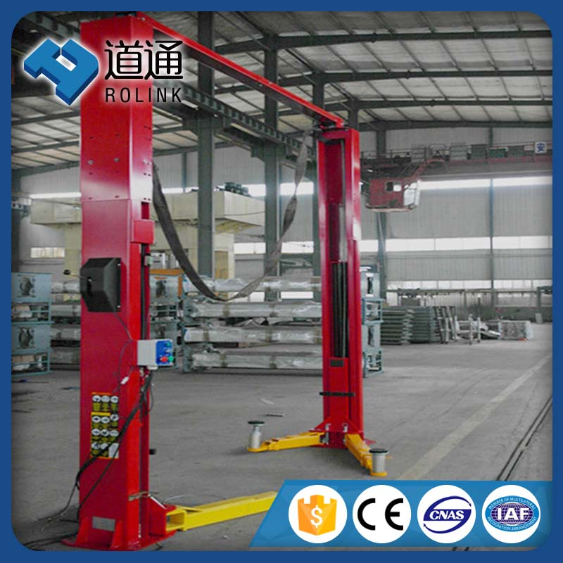 Outdoor mobile car lift for sale