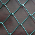 Anti-explosion chain link fence clamps for parking lots