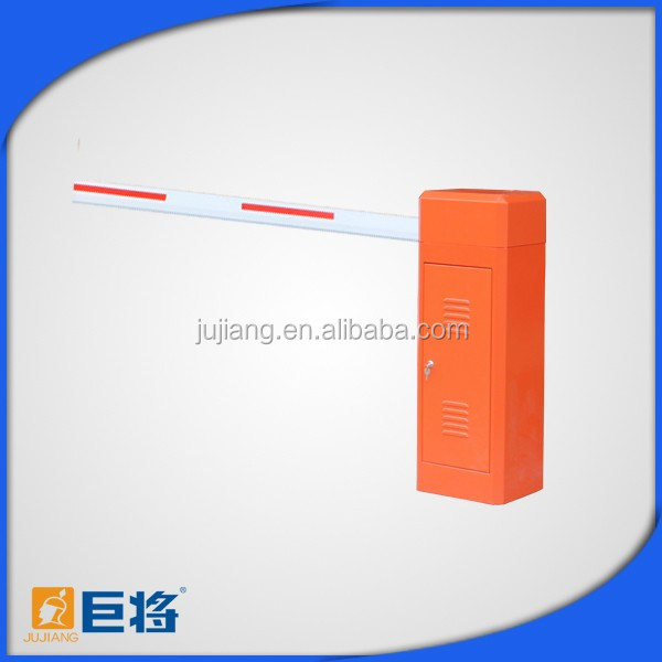 Straight Antirust Boom Barrier mechanical arm barriers