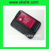 C6 Touch Screen GSM mobile phone with WIFI and GPS QWERTY keyboard