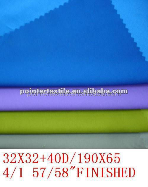 "COTTON SPANDEX SATIN FABRIC 32X32+40D/190X65 4/1 57/58""FINISHED COTTON SPANDEX SATIN"