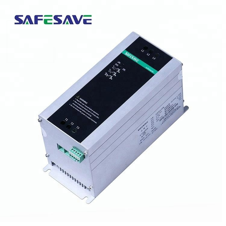Factory supply convenient control current limiting starting reduce start current AC motor soft starter 11kw 15HP
