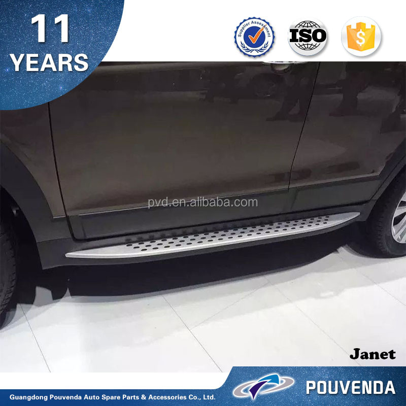 Hot Selling Running Board For Chevrolet Captiva 15+ Auto Accessories From Pouvenda