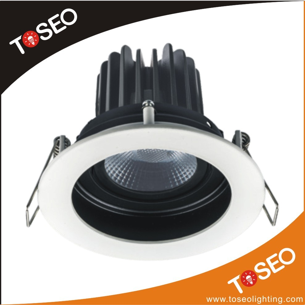 10w recessed LED downlight adjustable small led light