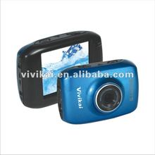 2013 Most Popular Touch Screen Waterproof Sports Digital Camera