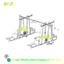 Hot Sell High Quality Multi 8 Station Functional Training Equipment Fitness Multi Gym