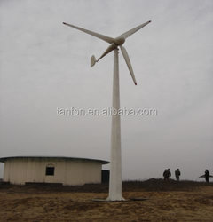 Commercial and industrial 300W / 600W / 1KW / 2KW / 3KW vertical wind turbine price / maglev wind generator