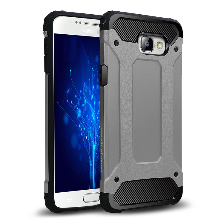New arrival series Super Armor tech colorful phone back Case for samsung A9 cover