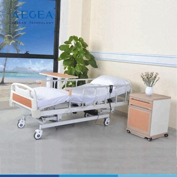 AG-BM005 multi-function linak motor hospital patient examination electric medical nursing bed