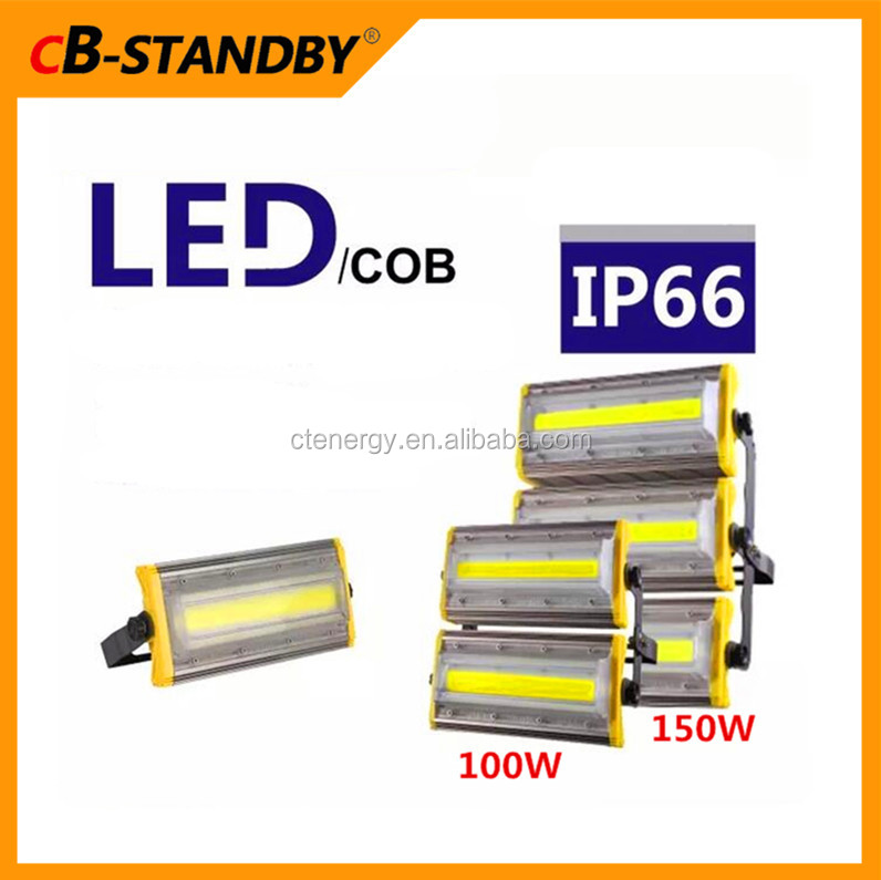 combination cob led flood light 50w IP66 waterproof for outdoor lighting