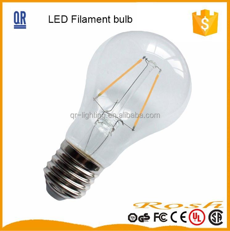 2 Pack 40W Equivalent Feit BPR14DM//LED 4.5-watt Dimmable LED R14 Mini Reflector