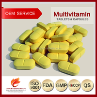 OEM Supplements Vitamins and Minerals Tablets
