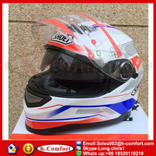 KCM1624 Safe Flip Up Motorcycle Helmet With Inner Sun Visor cross country racing full face helmet