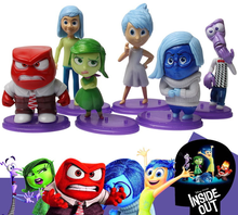Best selling Inside Out action figure toys ABS dolls toy action figure set of 5pcs