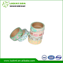 Colorful Washi Paper Tape School Supplies For Kids Decoration