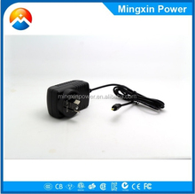 18w 5v3a MID ac/dc power supply with micro usb cable or DC5.5*2.1MM 5.5*2.5mm 4.0*1.7mm,3.5*1.35,2.5*0.7mm