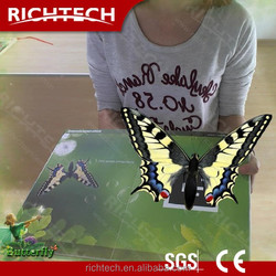 Richtech professional Augmented Reality 3D for product launching