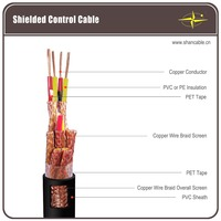 metal shield instrument cable in best instrument cable price