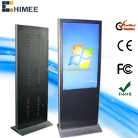 47inch standing led cheap embedded touch screen laptop computer
