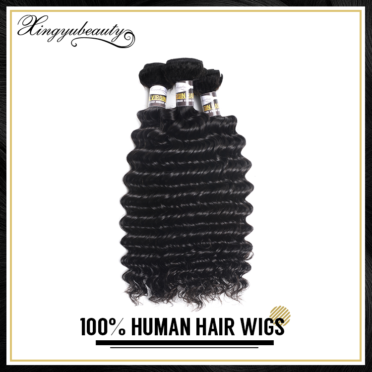Wholesale black girl hair extensions, brazilian weave hair, wholesale straight hair