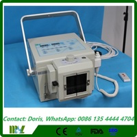 High Tech, 4KW Portable Digital X Ray Machine Price (MSLPX01)
