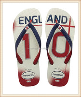 Fancy Men EVA Country Flag Flip Flops
