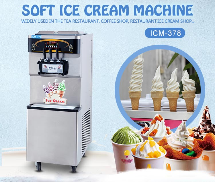 high quality ice cream machine for ice cream making