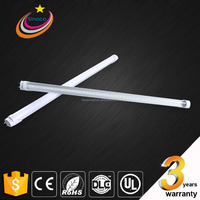 Sinoco good quality 9w 18w 22w led tube t8 led tube 1200mm 4ft led tube light