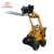Mini loader skid steer forklift pallet forks