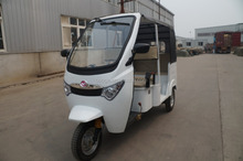 Adults Electric tricycles covered with three wheel