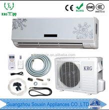 China high quality media wall split air ac conditioner