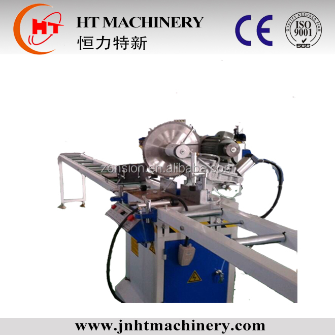 aluminum cutting machine single manual/aluminum cutting machine for 45 degree