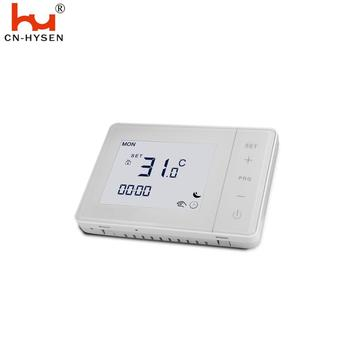 7-day Programmable Thermostat for Floor Warm Water Heating System