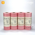 High Quality household cleaning items nonwoven kitchen towel roll