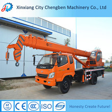 Hot Price 12 ton Mobile Used Crane Trucks for Sale