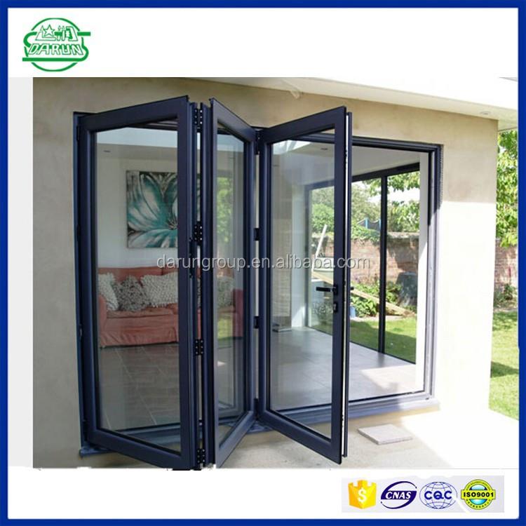 Folding Doors Product : Excellent low price aluminium bi fold door aluminum