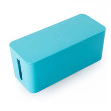 Good quality cable storage box colorful electric wire cable storage box