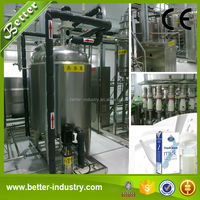 Stainless Steel Food Small Scale Milk Processing Machines