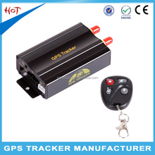 Long battery life gps unit car gps tracking device with microphone smart gps tracker