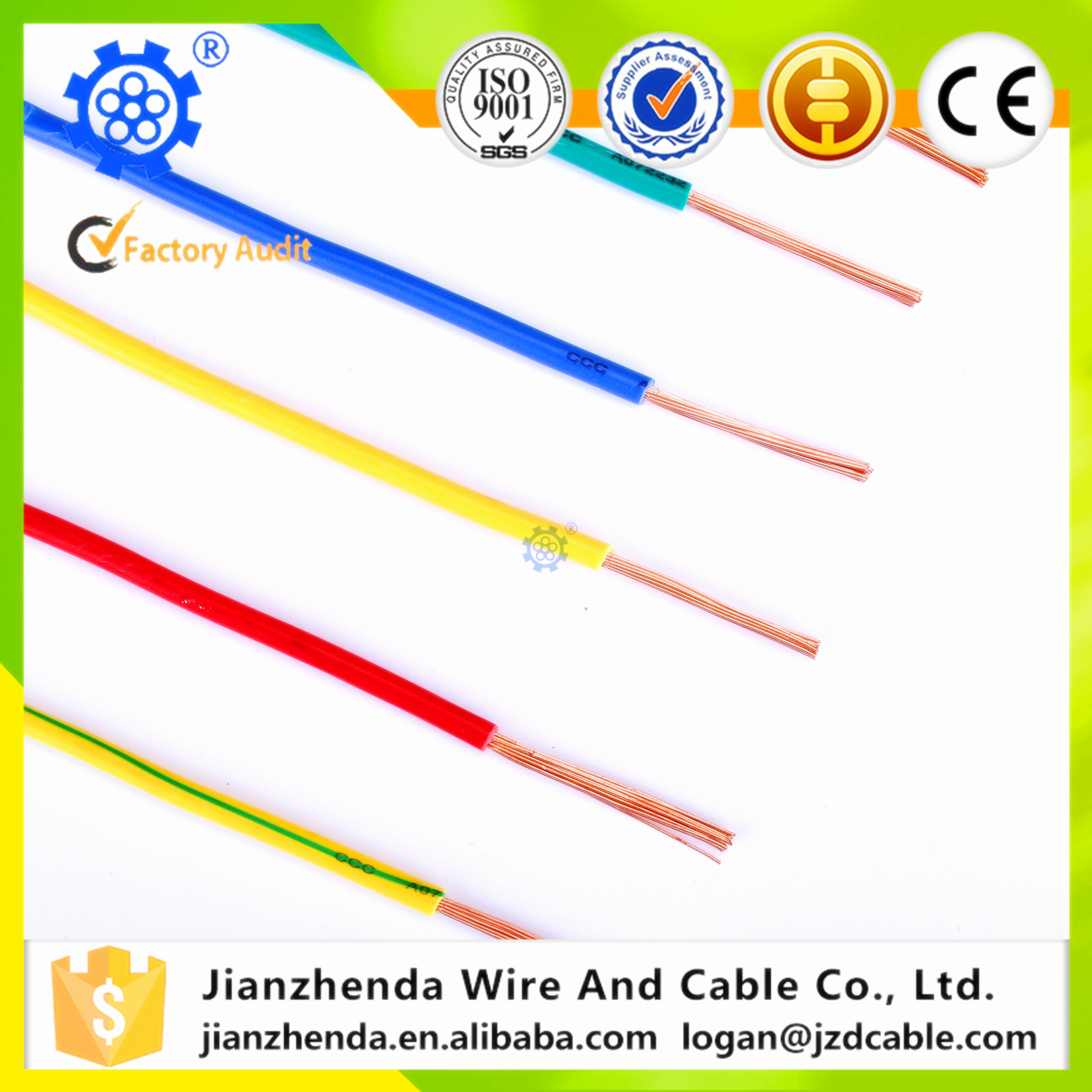 electric wire cable shenzhen factory Sold On Alibaba