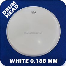"SPC-10"" White drum head 0.188 mm drum skin"