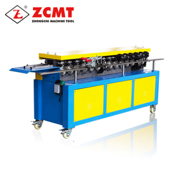 Sheet Metal TDF Air Duct Flange Forming Machine Maker